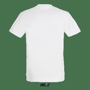 T-Shirt Roundneck, Männer, SOL'S, Back - Hauptstadt Print 24