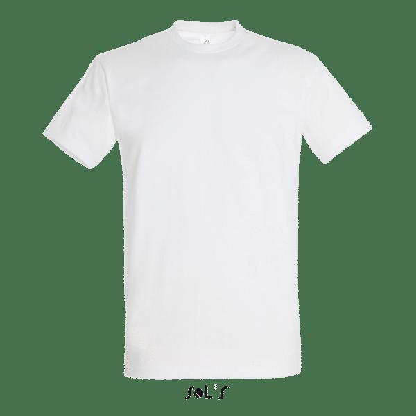 T-Shirt Roundneck, Männer, SOL'S, Front - Hauptstadt Print 24