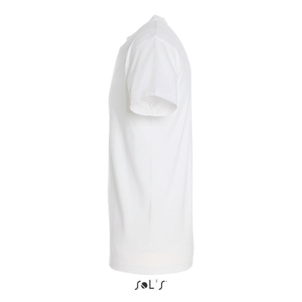 T-Shirt Roundneck, Männer, SOL'S, Side - Hauptstadt Print 24